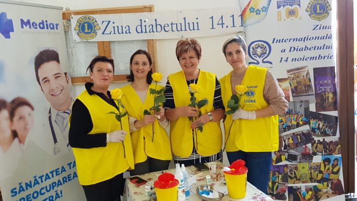 14 noiembrie – Ziua Internațională a Diabetului